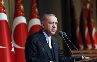 Erdoğan bayram mesajında açıkladı: Sokağa çıkma yasağı ne zaman bitecek?