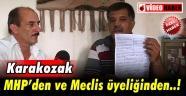 MHP İlçe Başkanı Orhan Sarı'nın açıklamaları