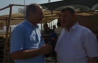 Kahramanmaraş Kasaplar Odası Başkanı Kanal Maraş'a konuştu!