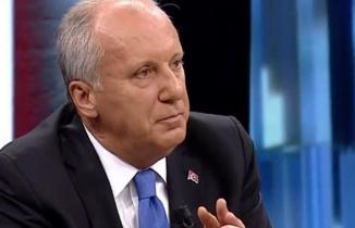 Muharrem İnce'den 'adaylık' yorumu: 2023'te Erdoğan'ın karşısına çıkacak