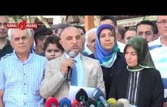 Mursi için Kahramanmaraş'ta gıyabi cenaze namazı