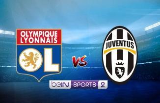 Olimpik Lyon - Juventus maçı (CANLI İZLE)