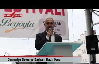Osmaniye'de 9.Tirşik Festivali Coşkuyla Kutlandı