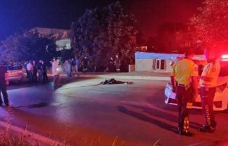 Osmaniye'de karşıdan karşıya geçerken feci kaza: 1 ölü, 1 yaralı