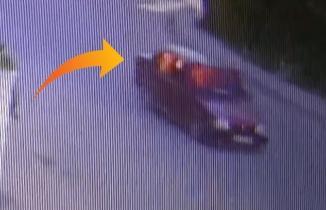 Kahramanmaraş'ta LPG'li aracın patlama anı kameraya yansıdı!
