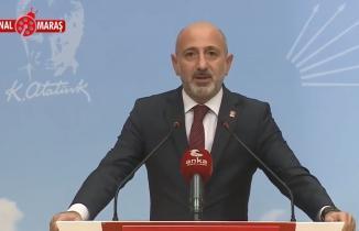 CHP Genel Başkanı Ali Öztunç'tan önemli açıklamalar