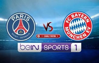PSG - Bayern Münih maçı (CANLI İZLE)