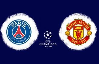 PSG Manchester United Maçı Canlı İzle!