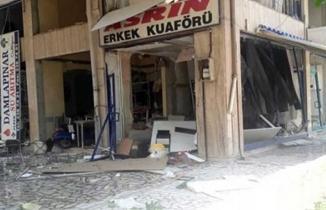 Konya'da bomba gibi patlama: Yer yerinden oynadı