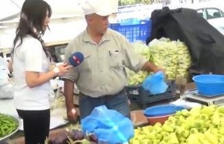 İşte Kahramanmaraş'ta bayram öncesi Pazar fiyatları...