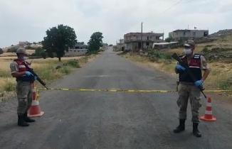 Kahramanmaraş Pazarcık'ta 400 nüfuslu mahalle, karantinaya alındı