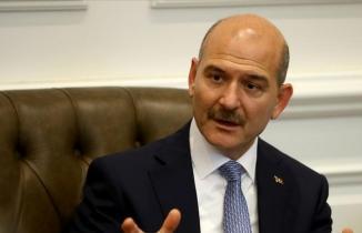 Bakan Soylu'dan Sedat Peker'e: Hangi siyasetçiye 10 bin dolar para gönderiyorsa ona sorsun