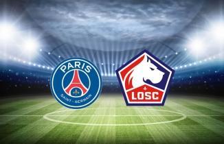 PSG 3 - 0 Lille MAÇ ÖZETİ Tüm goller tartışmalı pozisyonlar