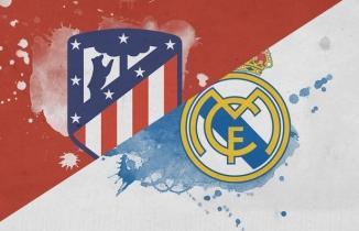 Real Madrid - Atletico Madrid maçı (CANLI İZLE) TRT SPOR