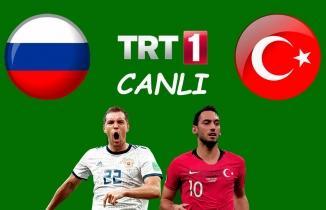 Rusya - Türkiye Maçı (CANLI İZLE)