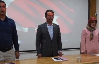 Türkoğlu Belediyesi Barış Pınarı Harekatına asker selamıyla destek verdi
