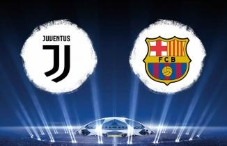 HD canlı maç izle: Juventus - Barcelona