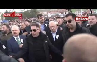 Şehit cenazesinde gerginlik! Kılıçdaroğlu saldırıya uğradı...