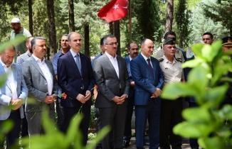 Kahramanmaraş'ta 15 Temmuz Şehitleri anma programı düzenlendi!