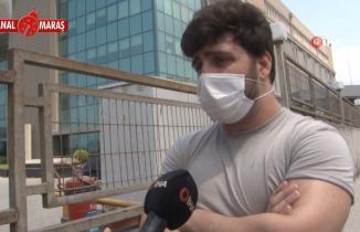 İstanbul'da eski sevgilisi hayatını kabusa çevirdi