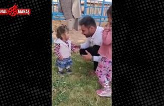 Küçük kıza şiddet görüntüleri sosyal medyayı ayağa kaldırdı