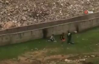 Siirt'te küçük çocuklar yürekleri ısıttı
