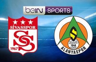 Sivasspor Alanyaspor maçı (CANLI İZLE)