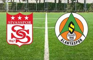 Sivasspor Alanyaspor CANLI İZLE (Şifresiz Sivas Alanya maçı izle)