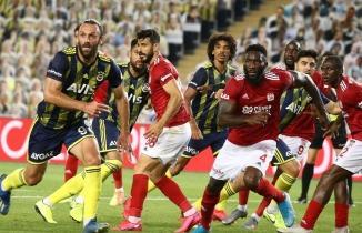 Sivasspor -11C'de Fenerbahçe'yi ağırlayacak!