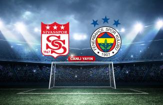Sivasspor - Fenerbahçe maçı (CANLI İZLE)
