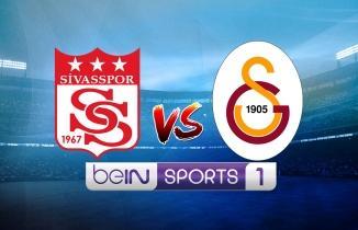 Sivasspor-Galatasaray maçı (CANLI İZLE)