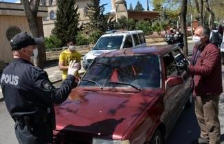 Kahramanmaraş'ta sokağa çıkan 20 yaş altındakilere ceza!