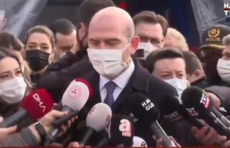 Soylu, Adalet Bakanı Gül'ün cevabına böyle yanıt verdi