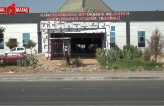 Kahramanmaraş Otogarı'nda tadilat çilesi