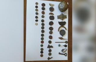 Kahramanmaraş'ta tarihi eserleri satacaktı: Yakalandı!