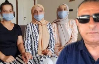 Üç kızını ve eşini istismar ettiği iddia edilen Salih Dayan tahliye edildi