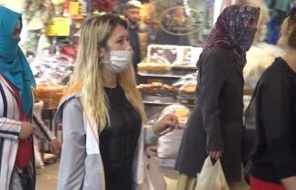Kahramanmaraş'ta 'Ramazan' alışverişi hareketliliği
