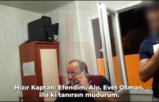 Halk Tv bombayı patlattı! Gözaltına alınan Soylu'nun yakınının torpil yaptırdığı anlar