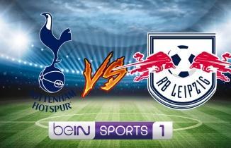 Tottenham - RB Leipzig maçı (CANLI İZLE)