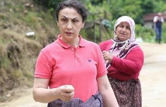 Kayınpederi, Trabzonlu gelinin inadı kurtarı