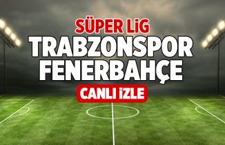 Trabzonspor Fenerbahçe maçı şifresiz bein sports CANLI izle