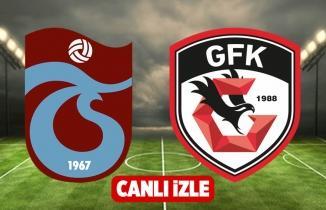 Trabzon Gaziantep CANLI: Trabzonspor Gaziantep FK maçı şifresiz bedava Bein Sports izle