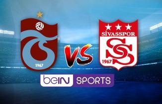 Trabzonspor - Sivasspor maçı / CANLI İZLE