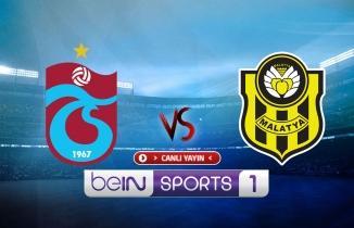 Trabzonspor - Yeni Malatyaspor maçı (CANLI İZLE)