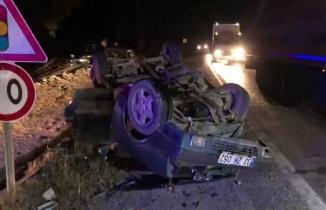 Kahramanmaraş'ta trafik faciası: 5 yaralı