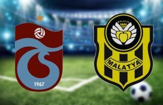 Trabzonspor - Yeni Malatyaspor CANLI İZLE | Trabzon Malatya maçı şifresiz canlı yayın