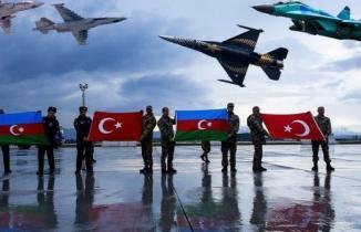 Türk askeri Azerbaycan Nahçıvan'da! İşte o görüntüler