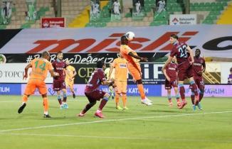 Alanyaspor Trabzonspor maçı özeti ve golleri