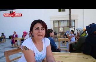 Türkoğlu Millet Kıraathanesi her gün yüzlerce misafir ağırlıyor