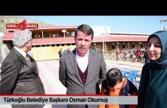 Türkoğlu'nda Down sendromlu çocuklara at ile terapi eğitimi veriliyor